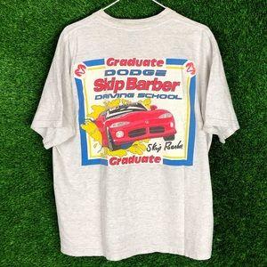 Vintage Tulex Dodge Viper Car Shirt Skip Barber